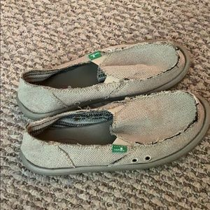 Beach slip on shoes